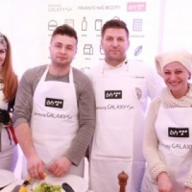 Socializing & Cooking show with BH TELECOM and SAMSUNG ELECTRONICS