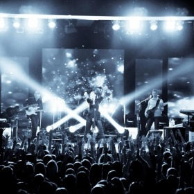 BH TELECOM and ALCATEL - Nina Badric's concert