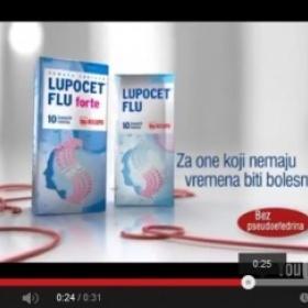 Lupocet – Reklam Filmi