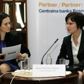MITA Group organized a round table for the company Visa