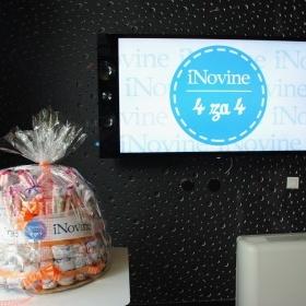 iNOVINE '4 za 4' nagradna igra