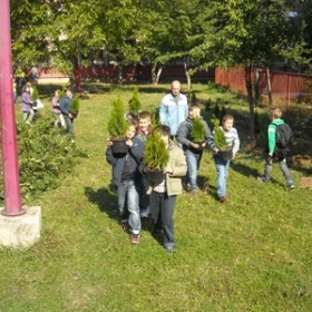 Argeta's environmental Project for children