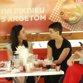 Piknik s Argetom na Vrelu Bosne