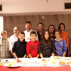 "Third season of project ""Zdravo!"""