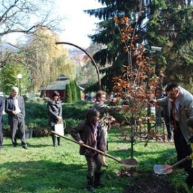PBS: Donation for Pionirska dolina