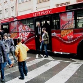 Smoki party Pack Bus