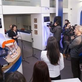Otvaranje umjetničke izložbe u Union Banci