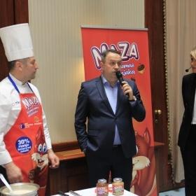 Maza press event