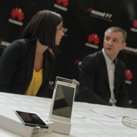 Novi smatrphone uređaj  Huawei Ascend P7 na tržištu BiH
