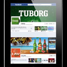 Tuborg BiH Facebook stranica