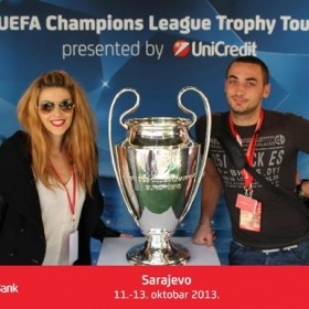 UNICREDIT Turneja trofeja UEFA Champions League